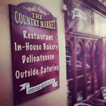 The Country Market Restaurant