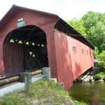 COVERED BRIDGES ALL OVER