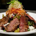 Hurricane's Grilled Beef Steak Salad