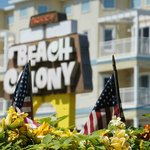 Foto Beach Colony Resort Motel
