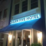 OUTSIDE OCEAN FIVE HOTEL
