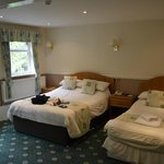 Foto de BEST WESTERN Old Mill Hotel, Ramsbottom