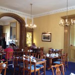 "Lovely dining room with delicious ""cooked breakfasts"""