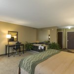 King Suite - Comfort Inn Harlan, KY