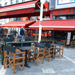 Brussels Grill Toison d'Or - la salle