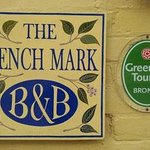 Foto de The Bench Mark B&B