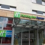 Φωτογραφία: Holiday Inn Express Frankfurt-Messe