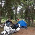 Kootenai River Campgroundの写真