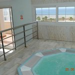 Jacuzzi ideal con preciosas vistas