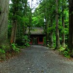 Okusha shrine