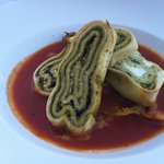 Rotolo di pasta with Pork Stew...