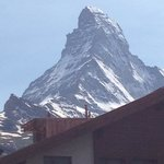 Matterhorn View from Room