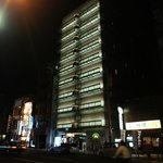 Osaka Namba Washington Hotel Plaza resmi