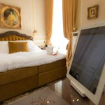 iPad 2 in each room!