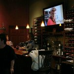 Wine Bar with HDTV