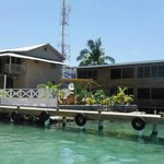 Foto de Pirate's Bay Inn Dive Resort