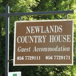 Foto de Newlands Country House B&B