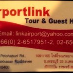 Foto Airport Link Guesthouse