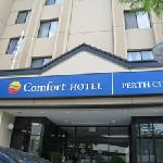 Foto van Comfort Hotel Perth City