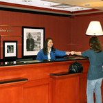 Hampton Inn Enterprise resmi