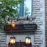 Copas in Quebec city