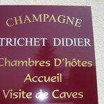 Chambres d'hotes Trichet-Didier의 사진