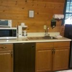 Big Bear Manor Spa Cabins resmi