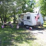 Foto de Grandview Campground & RV Park