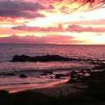 Another beautiful Maui sunset!