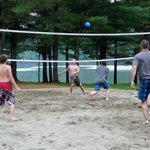 Vollyball area