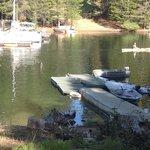 We were told the dock needed to be repair but we would be able to use for our boat and 2other fa