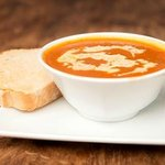 Creamy Tomato Soup, Just A Sin!