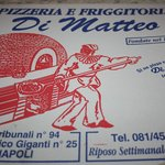 HIGHLY recommended pizzeria