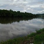 The view of the Kanawha River