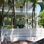 guest rooms and their porches