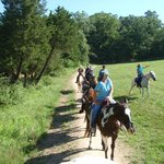 Cornerstone Farm Horseback Tours