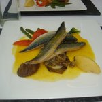 herring in a gorgeous sauce