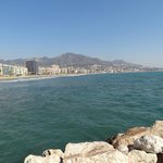 Beach at Fuengirola