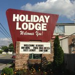 Foto de Holiday Motor Lodge Pearisburg