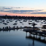 Marblehead on Harbor Foto