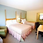 Our Double Deluxe Rooms