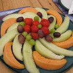 fresh fruits by Bob