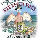 Captain Puddle Ducks' Seafood Steamer Pots