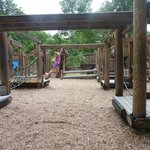 City Park in Spearfish has a wonderful playground.