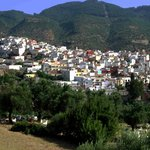 Vue de Moulay Idriss