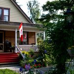 Foto de Clayburn Village Bed and Breakfast