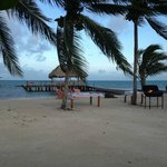 Foto St. George's Caye Resort