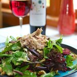 Spring Mix with Duck Confit