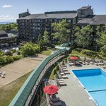 Chateau Mont-Sainte-Anne