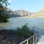 صورة فوتوغرافية لـ ‪Victor and Dawna's Hells Canyon Resort‬